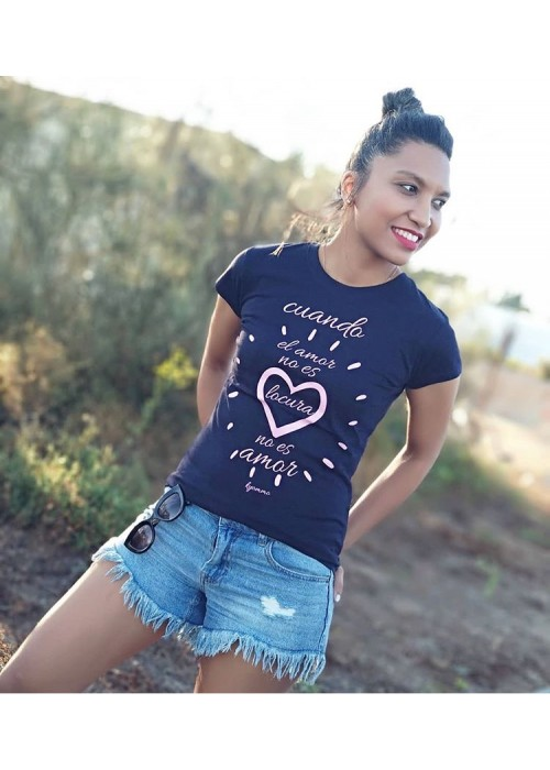 Camiseta Locura