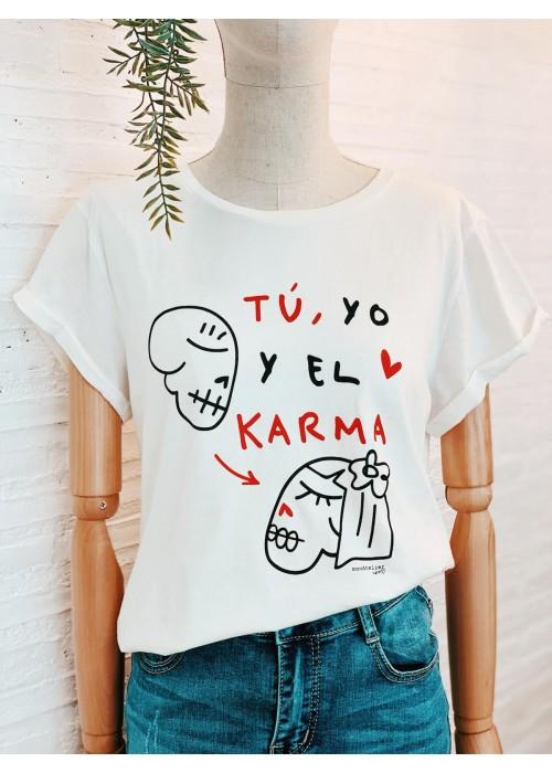 Camiseta KARMA