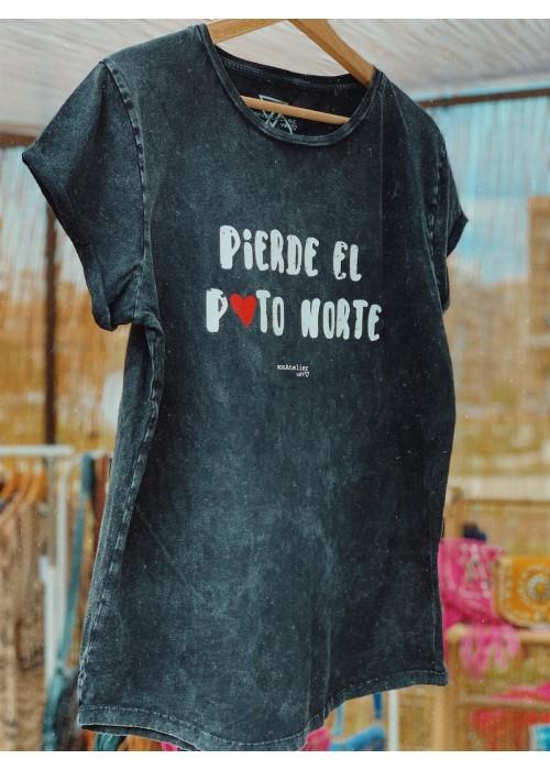 Camiseta Norte