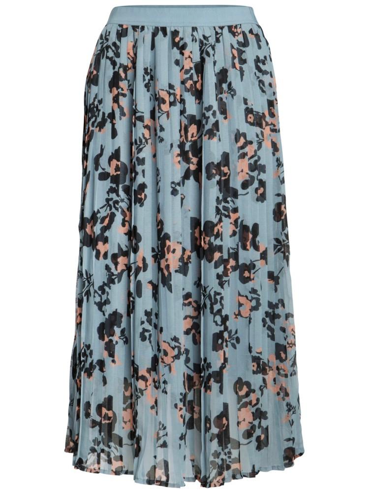 3afecbf44d Falda midi plisada - Dandalion Clothes